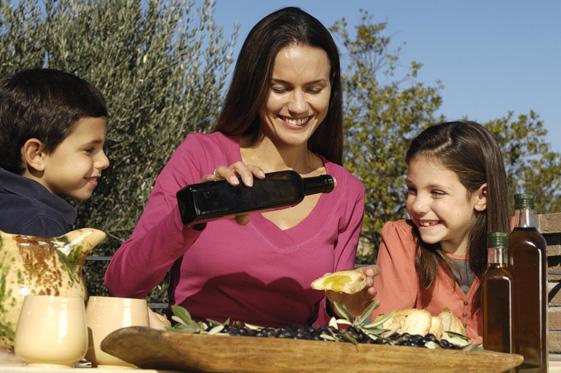 Bajamar Mamia Dieta Mediterranea Familia