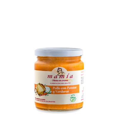 Dieta en Crema Mamía