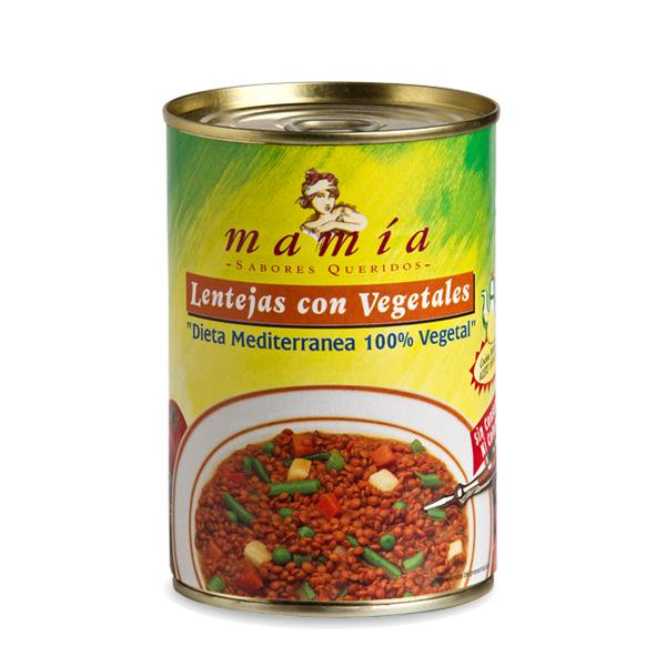Dieta Mediterránea Mamía