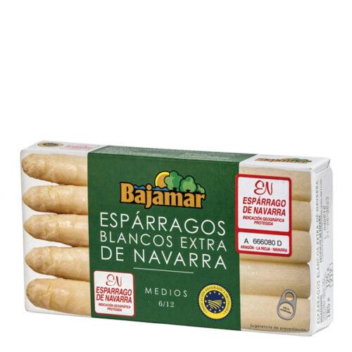 Espárragos Blancos Extra 6-12 Piezas Bajamar